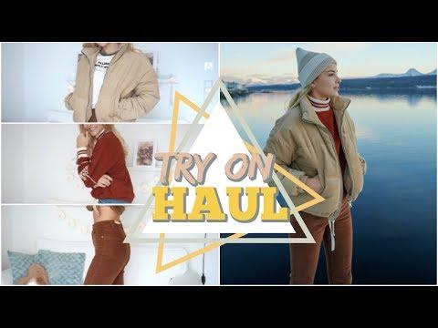 HERBST TRY ON HAUL 🍁 PULL& BEAR /BERSHKA/ ZARA/ H&M| Patrizia Palme