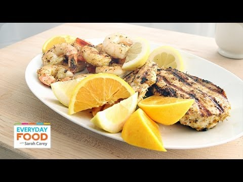 Citrus-Coriander Rub for Grilling – Everyday Food with Sarah Carey