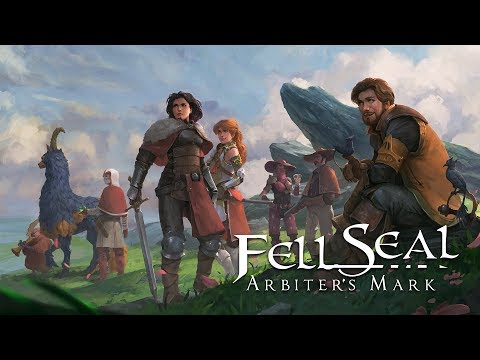 Fell Seal: Arbiter's Mark - Official Release Date Trailer [Fantasy RPG] thumbnail