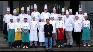 preview picture of video 'Culinary Arts 掦州大學廚藝交流'