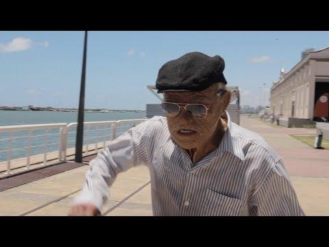 VOVÔ PARKOUR - OLD MAN PRANK AND FILM