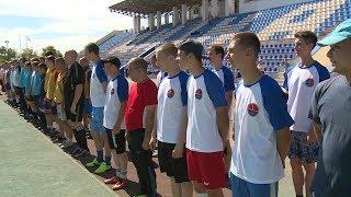 В Волгограде прошел футбольный турнир памяти Дмитрия Маковкина