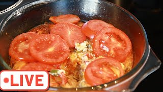Cheese Cheese Omelette / Easy Breakfast Recipe | Chef Ricardo Cooking | Part 4