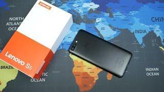 Распаковка Lenovo S5! Крутая альтернатива Xiaomi, Meizu, Huawei ...