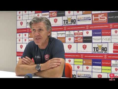 Samb - Triestina: Mister Pavanel presenta la sfida