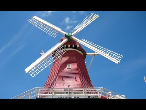 Download Traditional Dutch Music Dutch Windmills Video 3GP Mp4 FLV