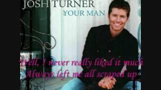 Gravity by Josh Turner with Lyrics