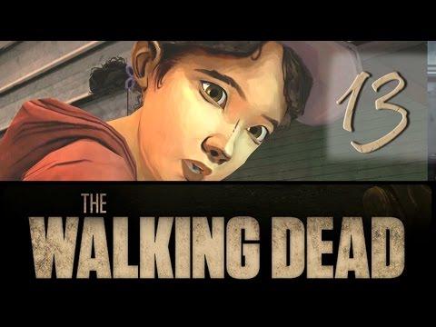 Ta vysílačka nefunguje, že ne? | The Walking Dead #13