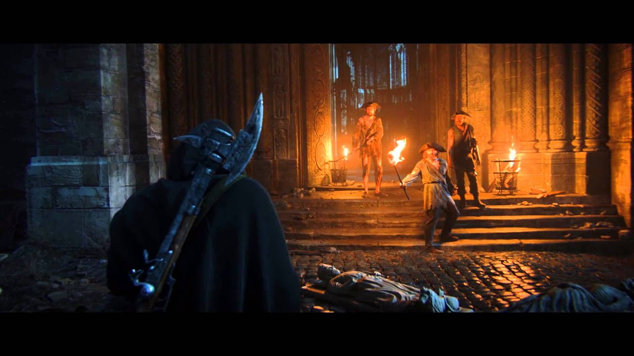 Assassin S Creed Unity Dead Kings Dlc Cinematic Trailer System