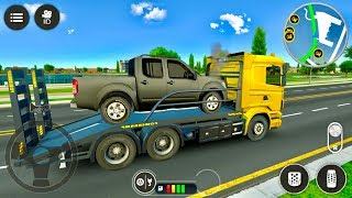 Drive Simulator 2 - Tow Truck Vehicle Recovery Car