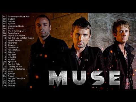 MUSE Greatest Hits    Best Songs Of MUSE Full Album