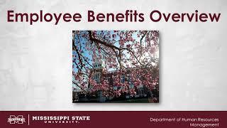 Employee Benefits Overview Video