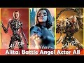 Alita: Battle Angel Cast In Real Life Then Vs Now(Before &After)   Alita Battle Actor Name & Age