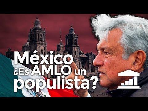 LÓPEZ OBRADOR ¿Un peligro para MÉXICO? - VisualPolitik