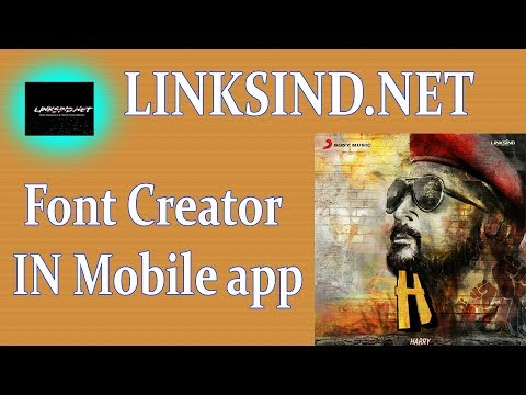Movie fonts generator app- Linksind - смотреть онлайн на Hah
