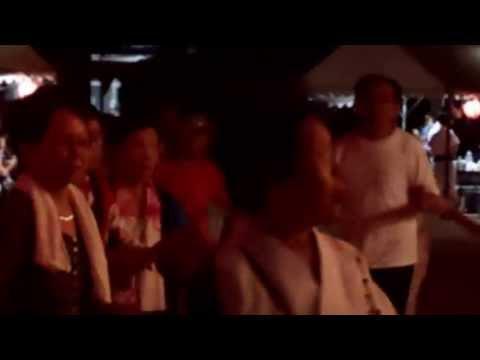 2013盆踊り 茨田南小学校