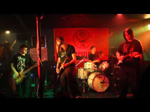 Eyes of Amber - 4 Words (to Choke Upon) cover live at Club Panama