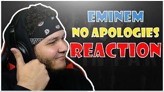 🔥🔥 REACTION!! 🔥🔥 Eminem - No Apologies