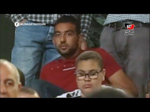 أحمد حسن «كوكا» يؤازر الأهلي أمام إنبي من مقصورة «بتروسبورت»