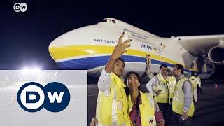 Самый большой самолет - полет в Австралию на Ан-225 - Часть 2
