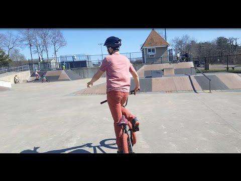 Riverhead Skatepark Stotzky Park April 2017.