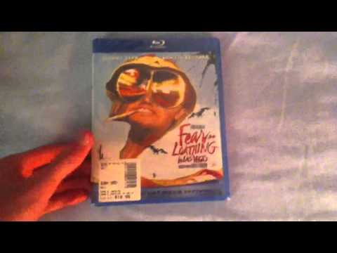 Fear and Loathing in Las Vegas Blu-ray Unboxing