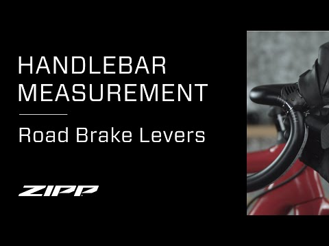 ZIPP: Handlebar Measurement For Brake Levers