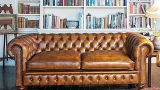 Interior Design Ideas With Chesterfield Sofa