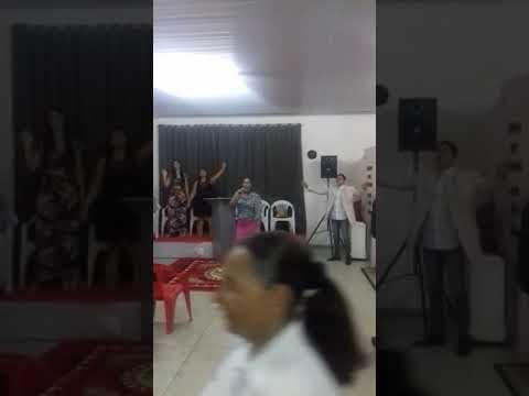 Olha o agir de DEUS! Através do louvor..Em Abadia de Goiás