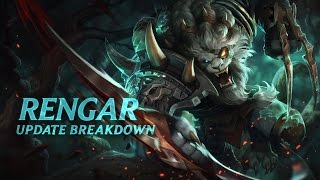 Rengar Preseason Spotlight   Gameplay - League of Legends