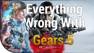 GAME SINS | Everything Wrong With Gears 5