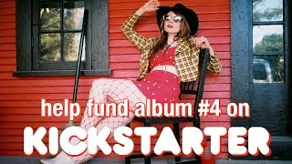 Hi Yesterday I launched my Kickstarter I have a 4th album that