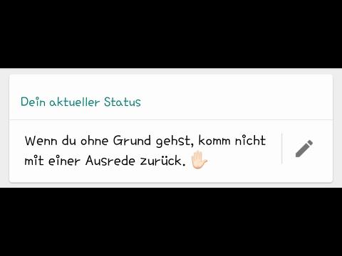 50 Traurige Süße Whatsapp Status Sprüche 13 تنزيل يوتيوب