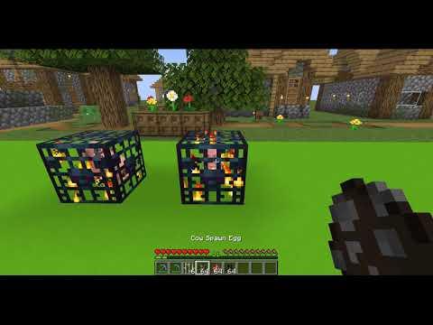 Silk Spawners II (1 14+) Minecraft Data Pack