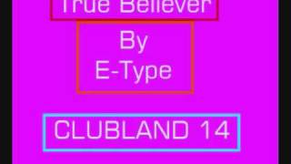 True Believer-e-type