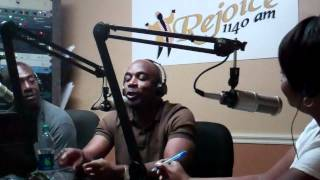 Bishop Triplett w/ Grace Worthy Ministries Rejoice 1140 part 5