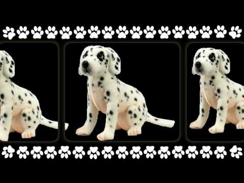 Dalmatian Puppy Stuffed Animals