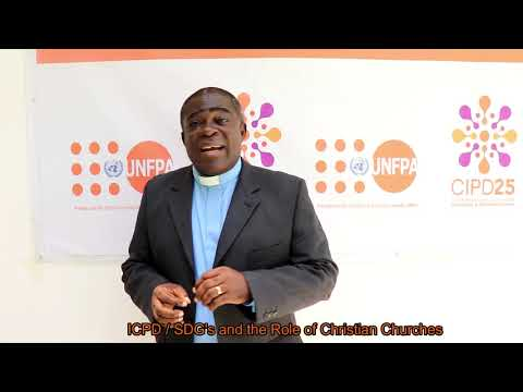ICPD/SDG's and the Role of Christian Churches