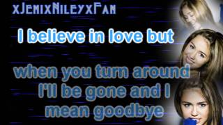 See You In Another Life - Miley Cyrus // Lyrics On Screen // Download Link