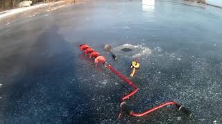 Удочка зимняя ice fish-70 iso70sr helios