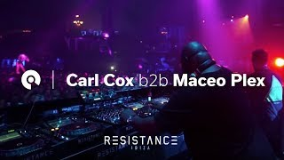 Carl Cox b2b Maceo Plex - Live @ Resistance Ibiza: Closing Party 2018