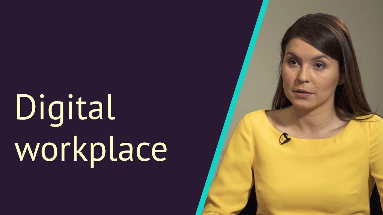 Digital workplace | Интранет.Ответ#2