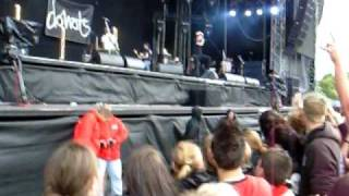 Donots - We're Not Gonna Take It (live in Bremerhaven) 6.6.09