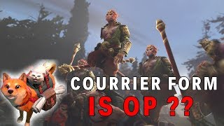Things I've learned with OG.Topson's Monkey King in 7.19 | Abusing cooldowns
