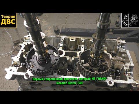 Фото к видео: Первый современный двигатель который НЕ ГОВНО! Renault Duster F4R