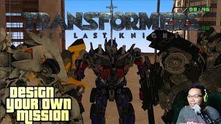 Transformer The Last Knight Di GTA Indonesia
