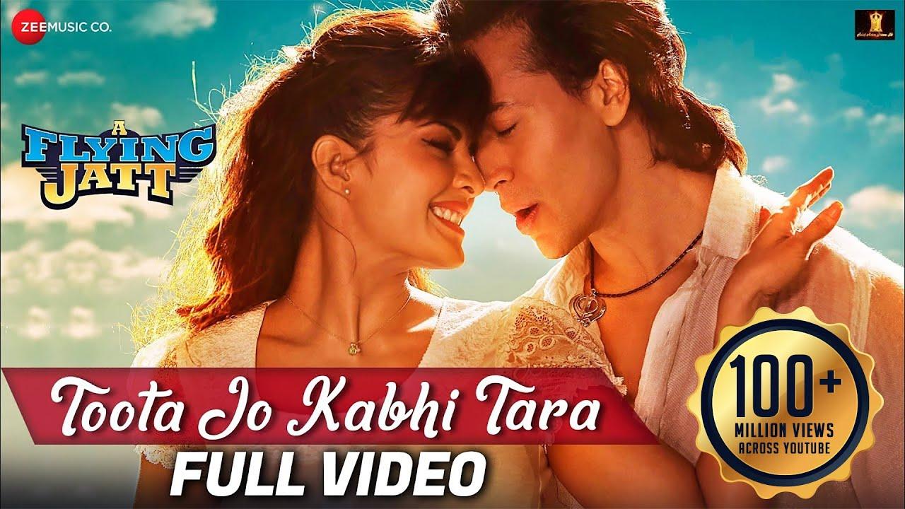 Toota jo kabhi tara lyrics - Atif Aslam & Sumedha karmahe   lyrics for romantic song