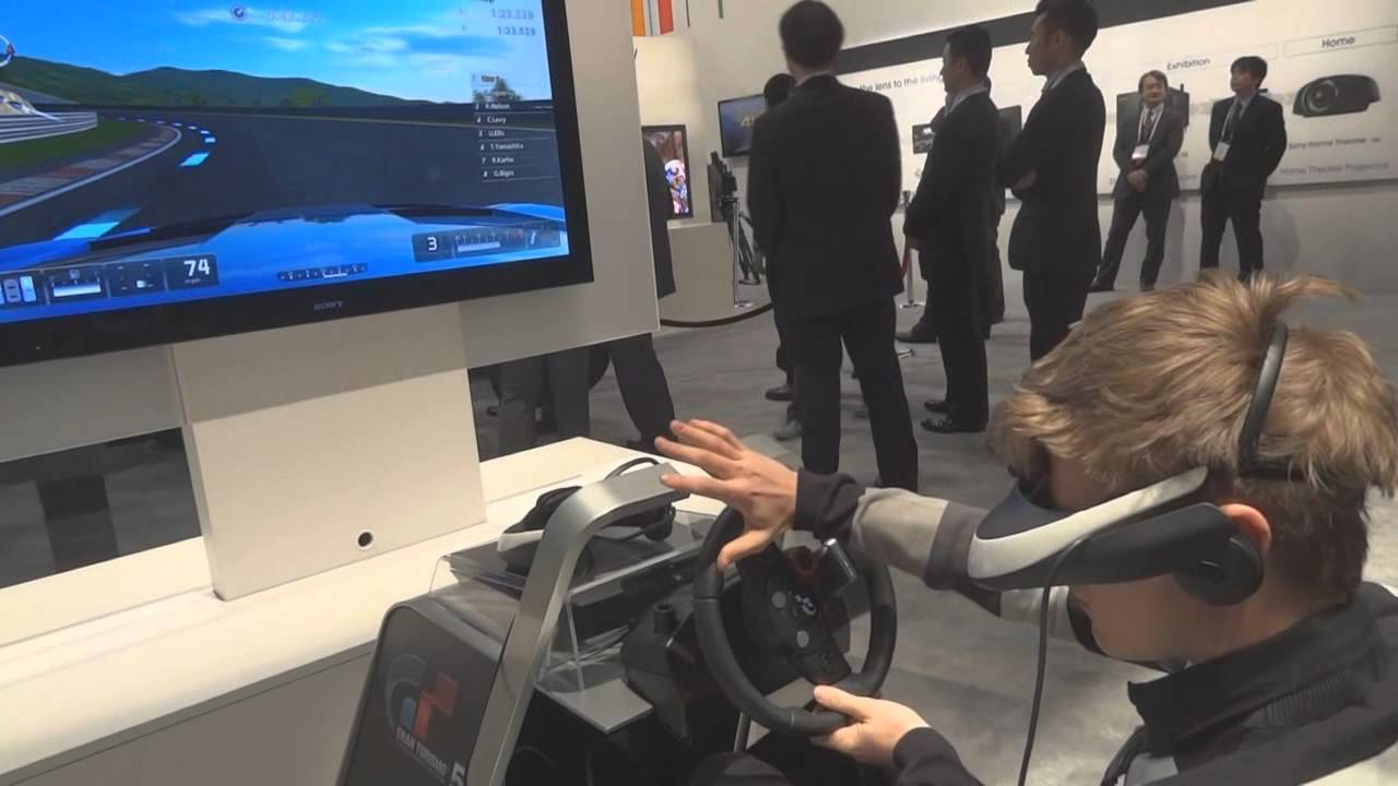 Sony 3D Headset HMZ-T1 Hands-On Video… Australian Pre-Orders Begin 'Soon'