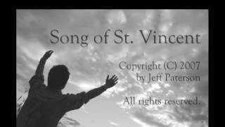Song of St Vincent by Jeff Paterson