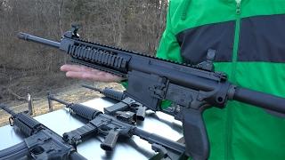 ¡¡Qué Barbaridad! Ar-15, Ar-10, Los Fusiles de Asalto AR, en Español